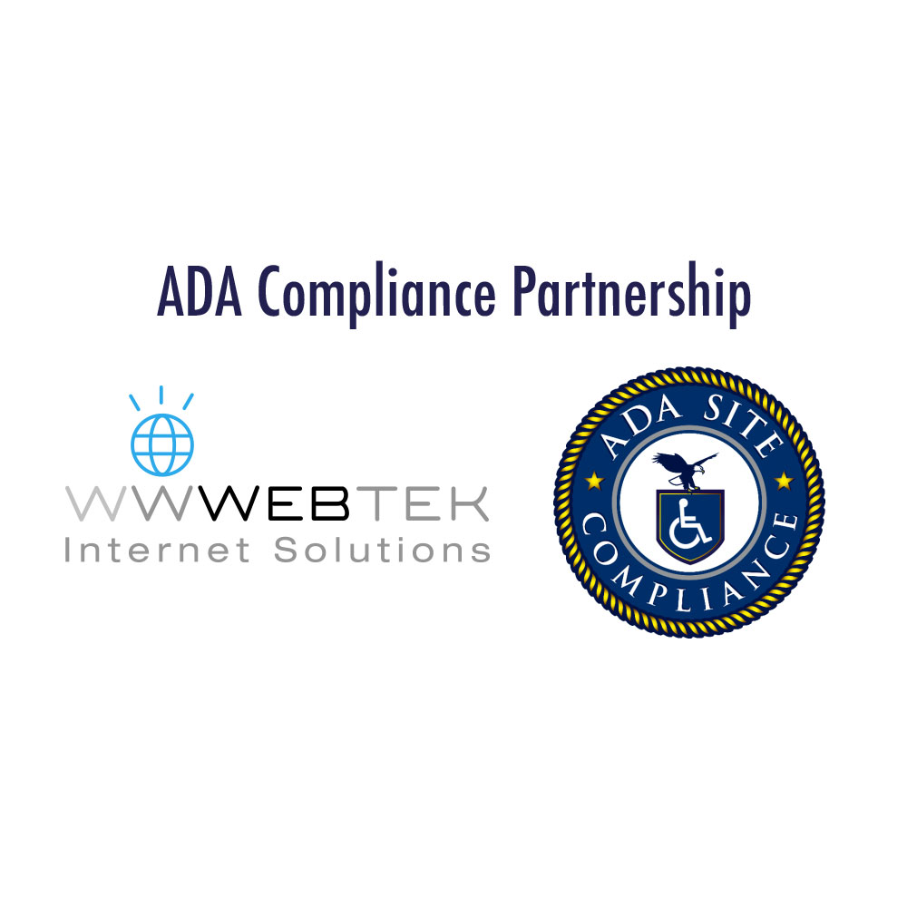 New ADA Compliance Partnership