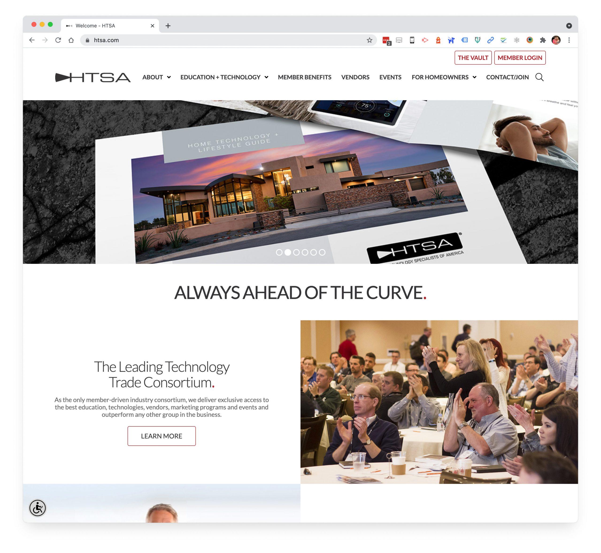 HTSA Home Page